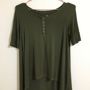 3/25 American Eagle Outfitters Soft & Sexy Tee S